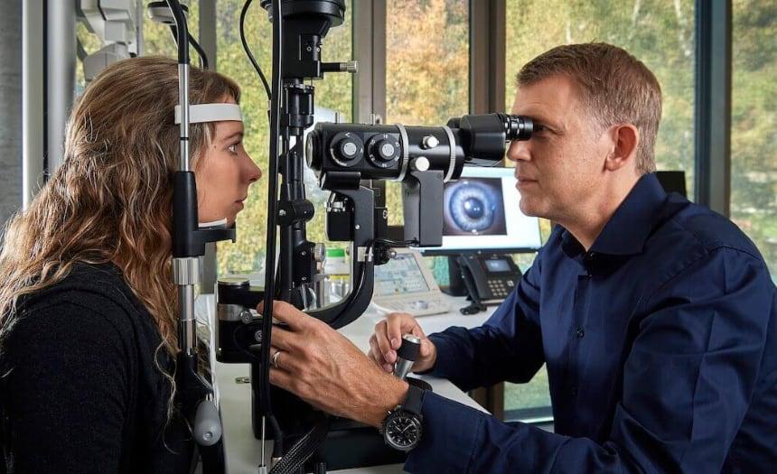kostenloser Eignungstest Augenlaser